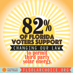 Solar Power in the Florida Primary Election