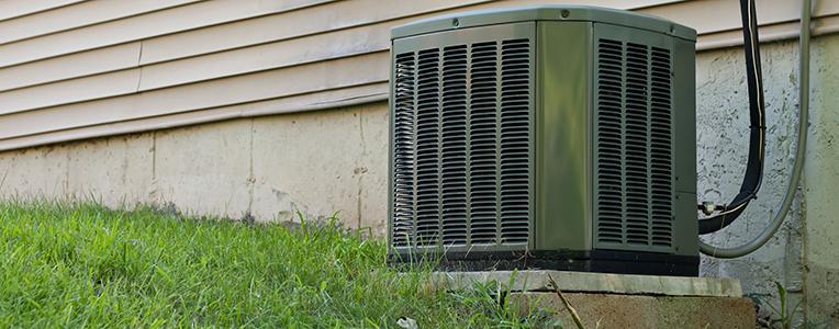 HVAC systems with slight mold