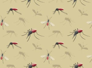 How Your HVAC System Can Ward Off Mosquitoes