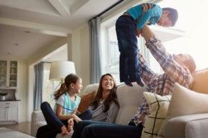 Keep Children Safe: HVAC Safety Tips