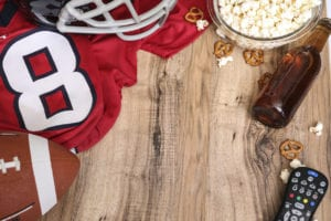 How to Keep Guest Comfortable at a Football Watch Party