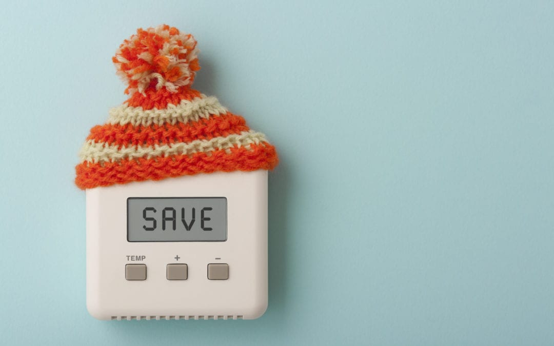 Staying Warm and Saving Money in Colder Months
