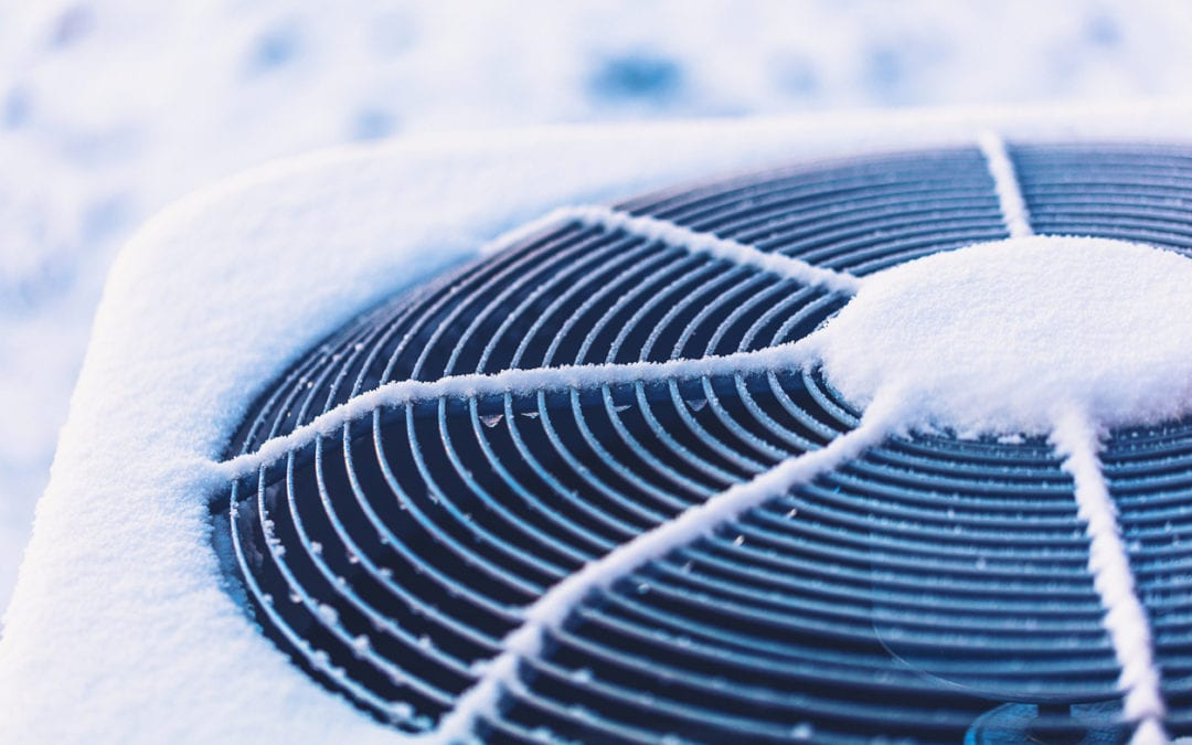4 Ways to Protect Your HVAC Unit from Snow and Ice