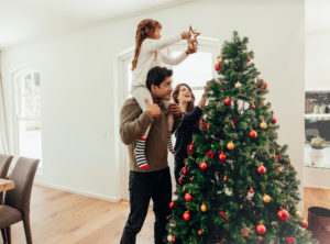 Indoor Air Quality and Christmas Trees