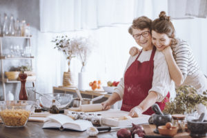 Indoor Climate Affects on Holiday Baking