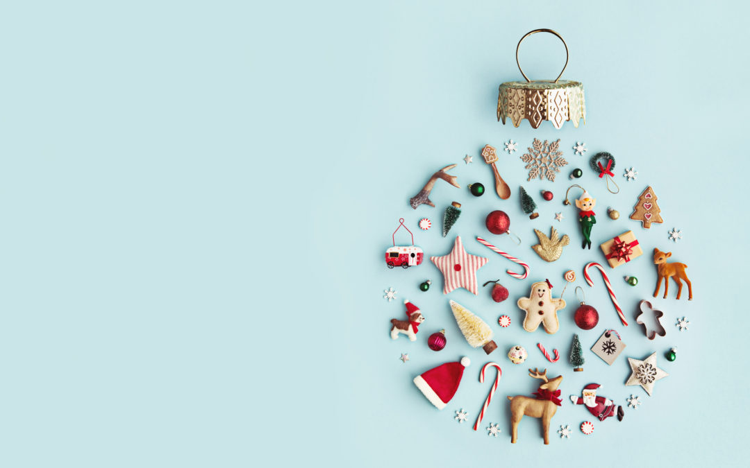 Ornaments Inspired by HVAC