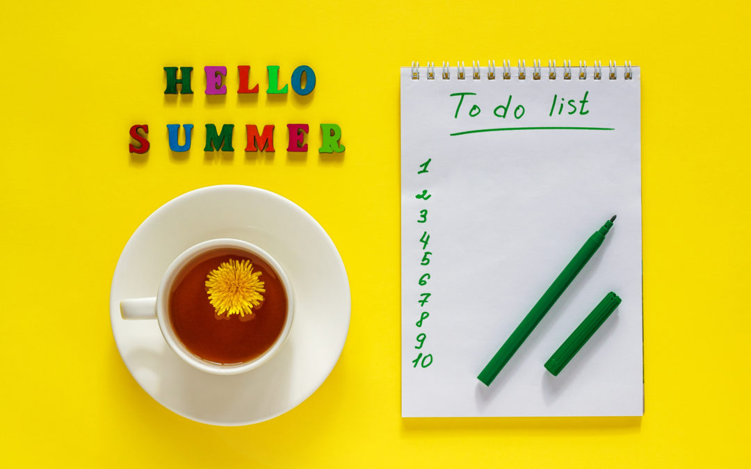 Be Prepared for the Heat with Our Summer HVAC Checklist