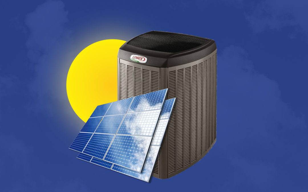 Why Add Solar to your new HVAC system?