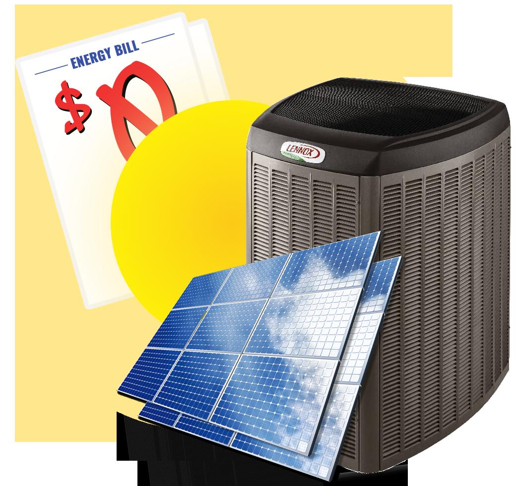 lennox solar cutout