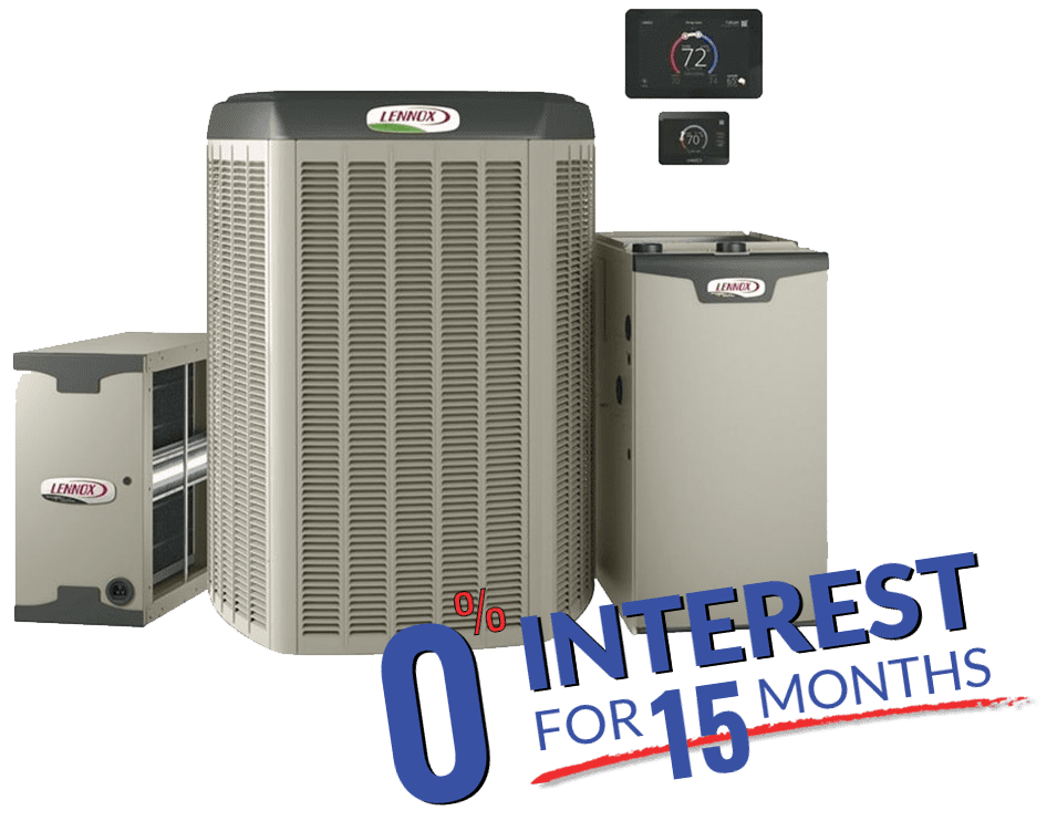 Lennox HVAC units