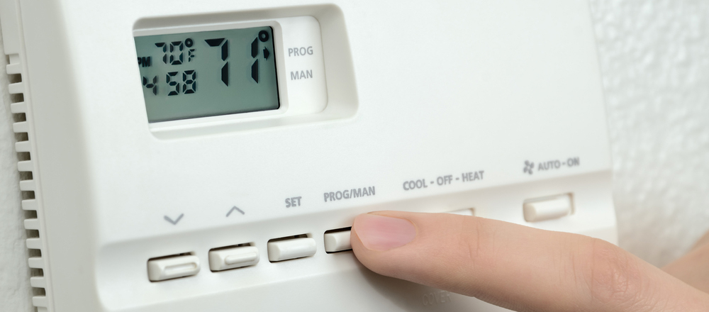 thermoststat that is programmable